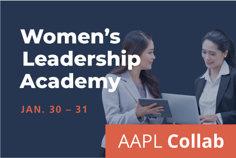 2021 Winter Collab Women's Leadership Academy