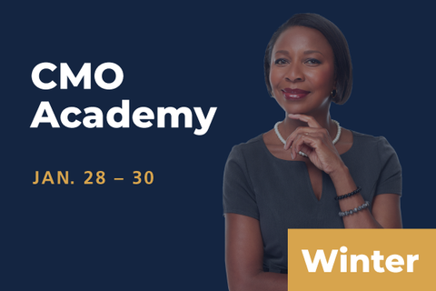 2021 Winter CMO Academy
