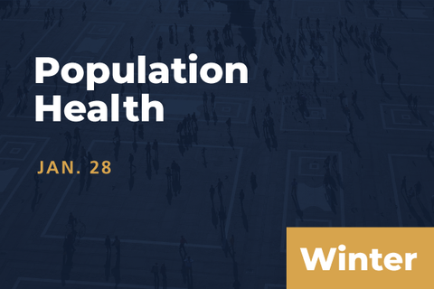 2021 Winter Population Health Series