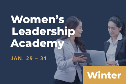 2021 Winter Women's Leadership Academy