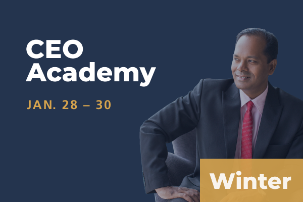 2021 Winter CEO Academy