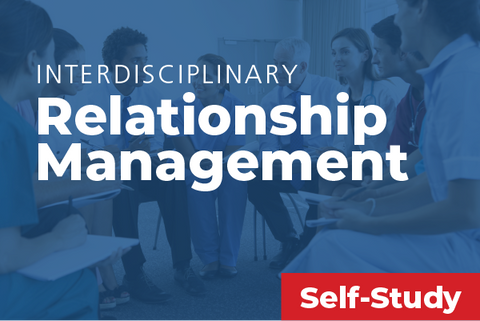 Interdisciplinary Relationship Management