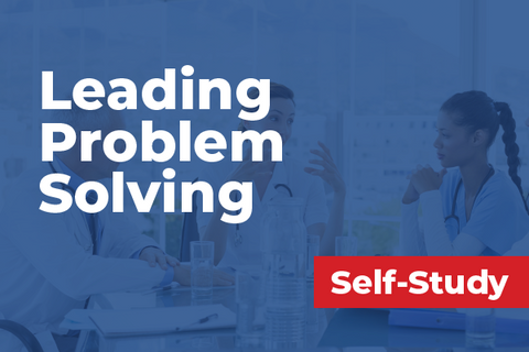 Leading Problem Solving