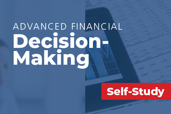 Advanced Financial Decision Making
