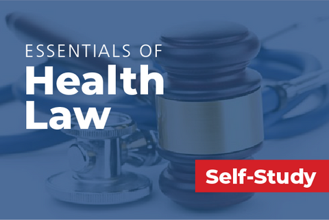 Essentials of Health Law