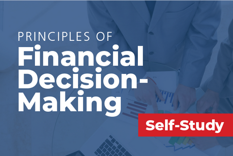 Principles of Financial Decision Making