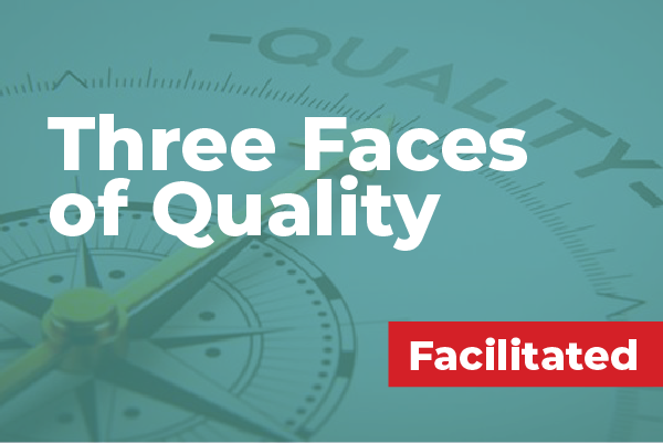 Three Faces of Quality: April - May, 2020