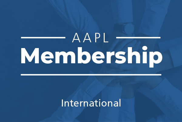 International AAPL Membership