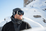Explorer Goggle Matte White/Black