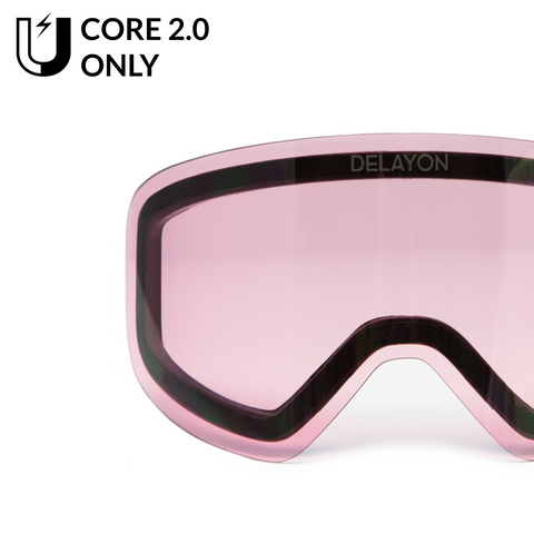 CORE 2.0 Lens STRONG Pink