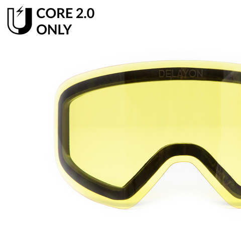 CORE 2.0 Lens STRONG Yellow