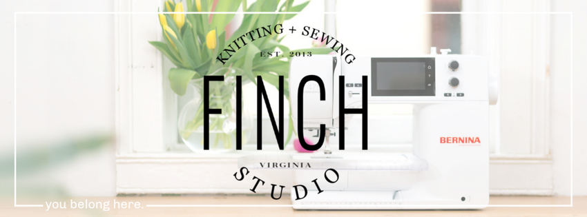 Building Blocks - Blanket Class – Finch Knitting + Sewing studio