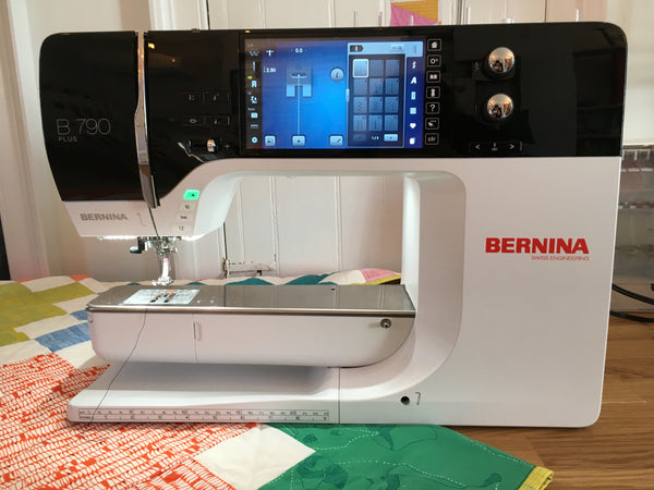 Bernina Guide Class 2: Feet and Accessories