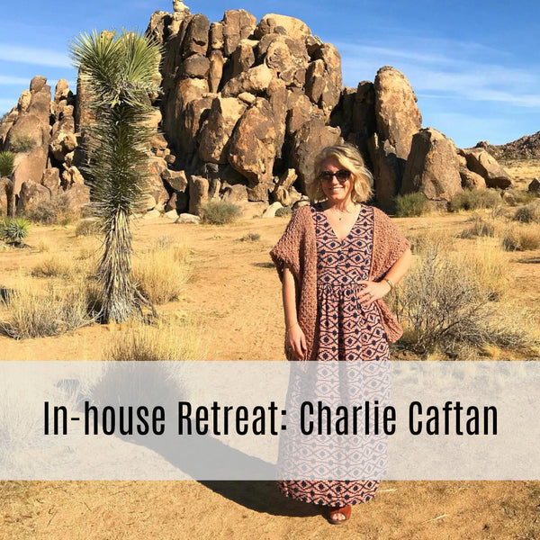 Charlie Caftan Day Retreat