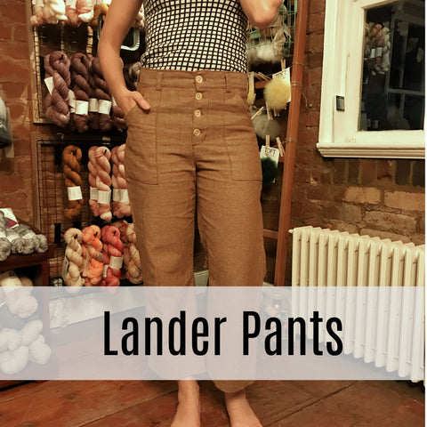 Lander Pants or Shorts