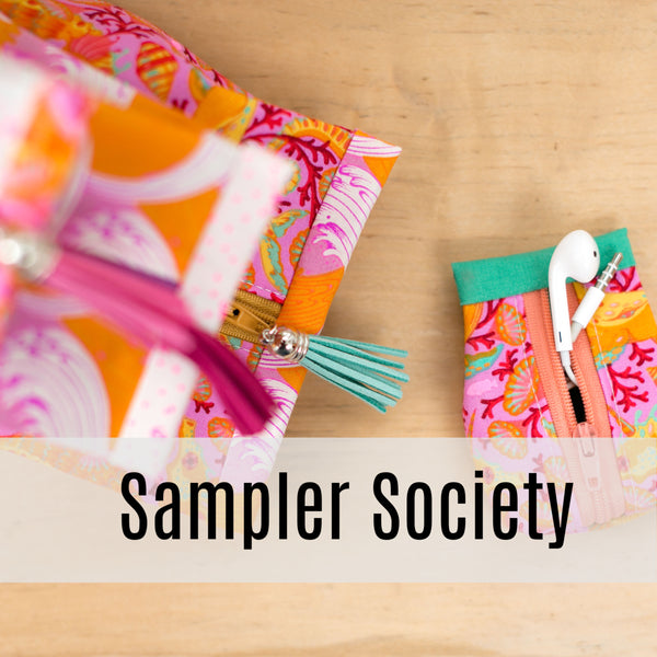 Finch Sampler Society