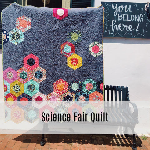 Science Fair Quilt