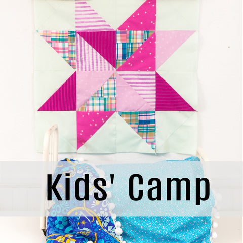 Kids' Spring Break Camp
