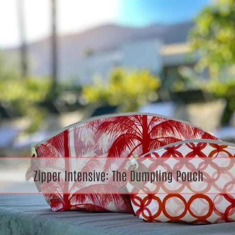 Zipper Intensive SUPPLIES INCLUDED