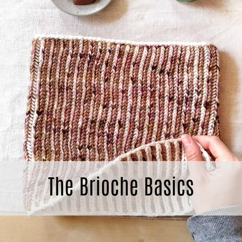 Brioche Basics: The Kodiak Cowl
