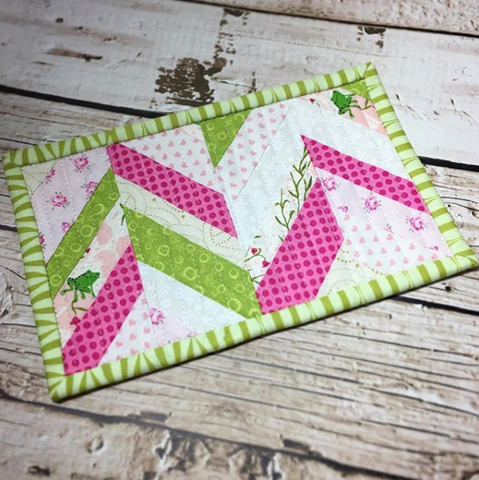 Paper Piecing: Mini Quilt Workshop