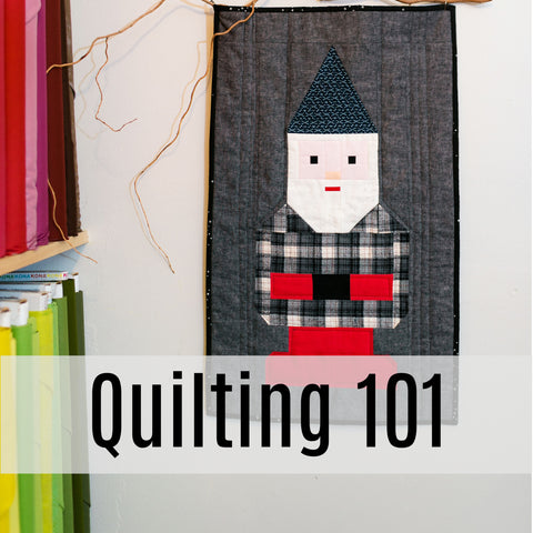 Quilting 101: Make a Mini