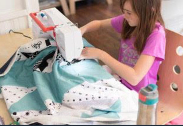 Kids Learn to Sew & Design Series