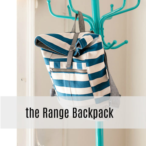 Beginner's Bag Making: The Rage Backpack
