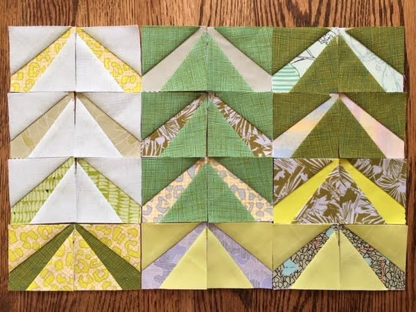 Learn to Foundation Piece: Lusk Mini Quilt Workshop