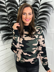 Maggie Colour block Top