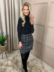 Becky Tweed Skirt