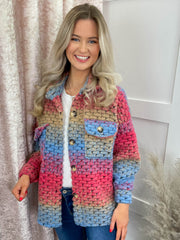 Renee Knitted Shacket