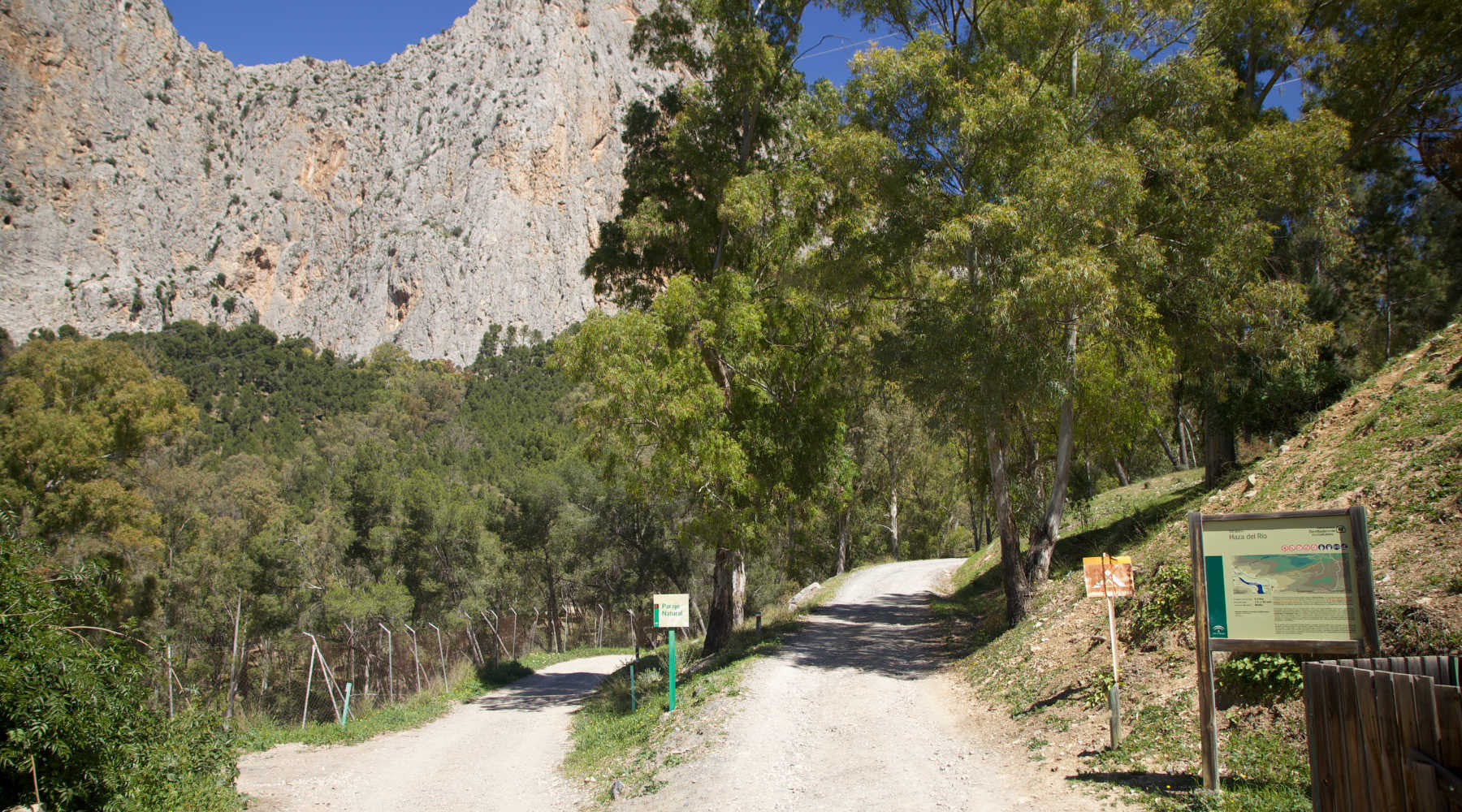 Jo Blogs El Chorro: searching for an elusive staircase