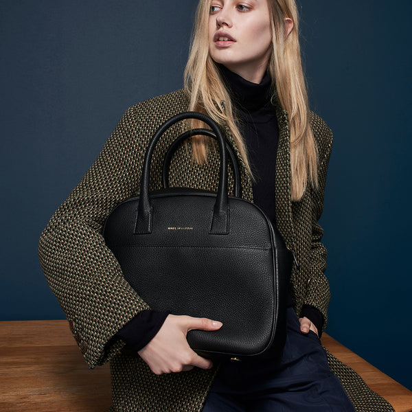 Recoleta Black - Bowling Bag