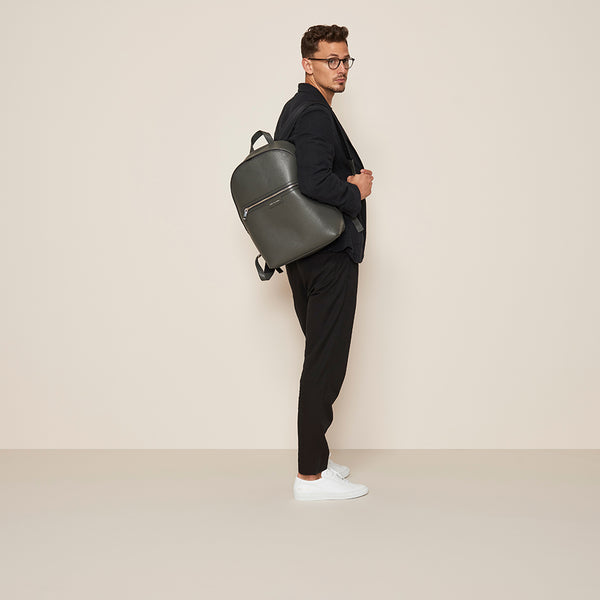 San Telmo Anthracite - Unisex Backpack