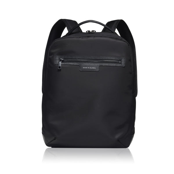 Caballito Black - Unisex Nylon Tec Backpack