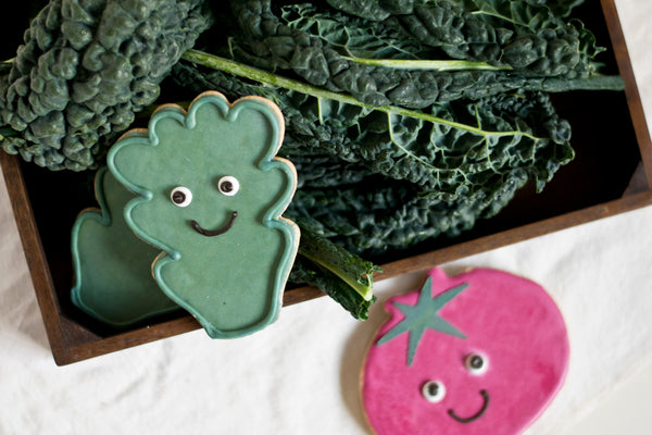 cookies and kale