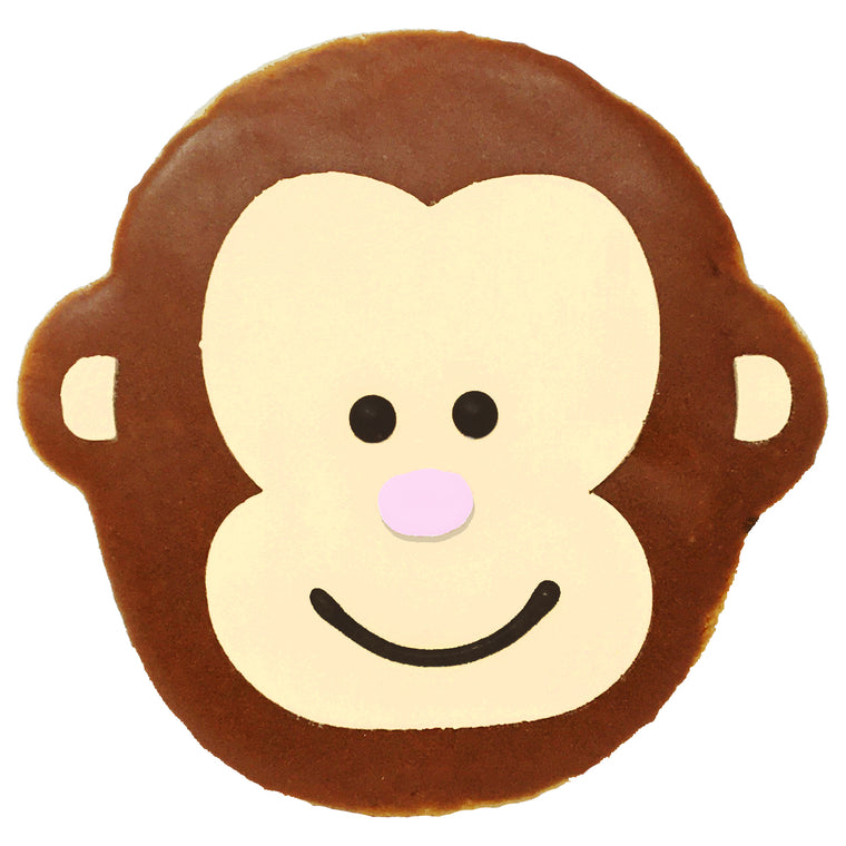 Monkey Cookie (12 cookies)