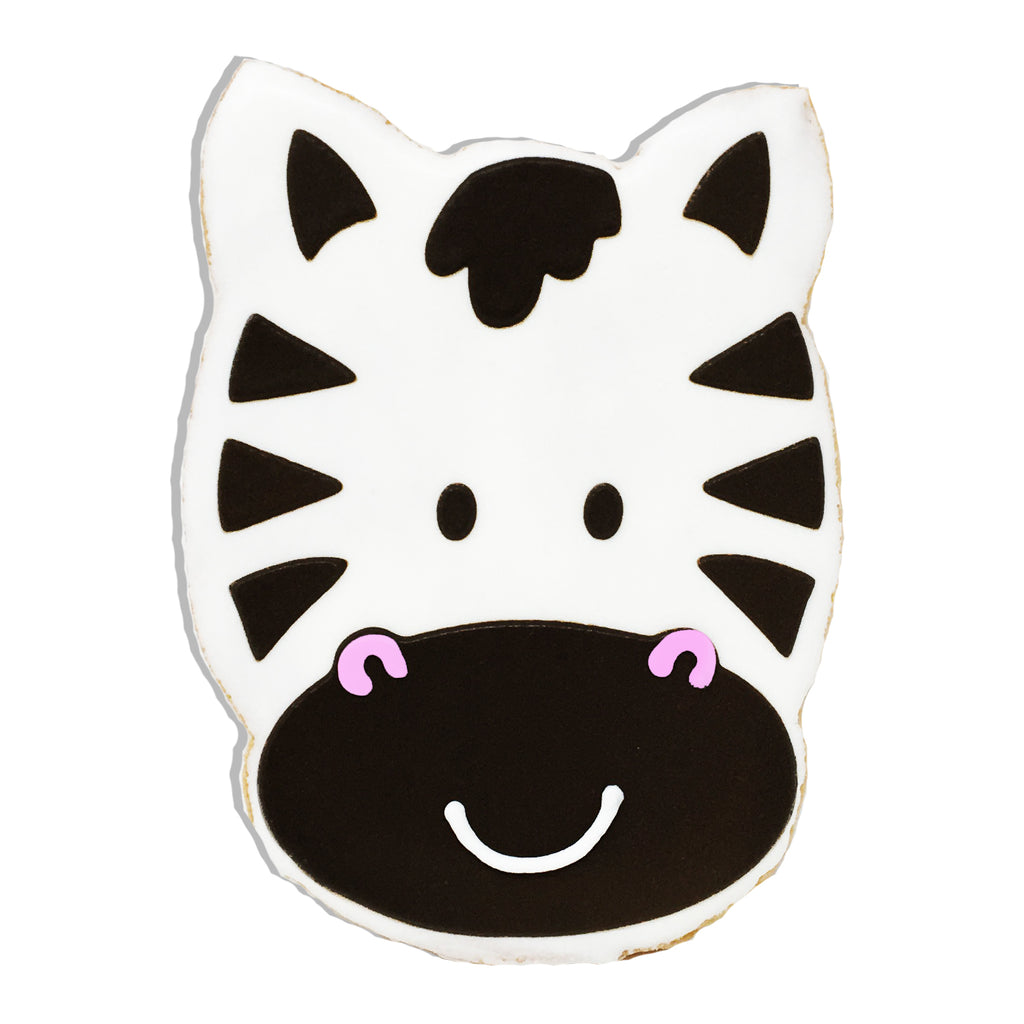 Zebra Cookie