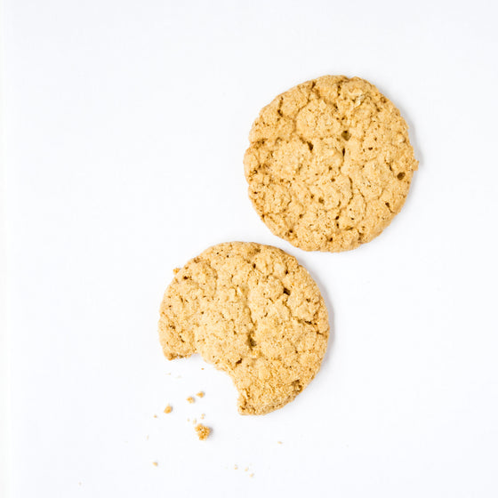 Brown Sugar Oatmeal Crunch Cookies (2 Pack)