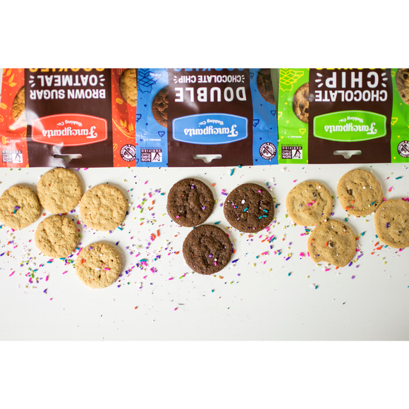Crispy & Crunchy Cookie Gift Box - The Perfect Variety