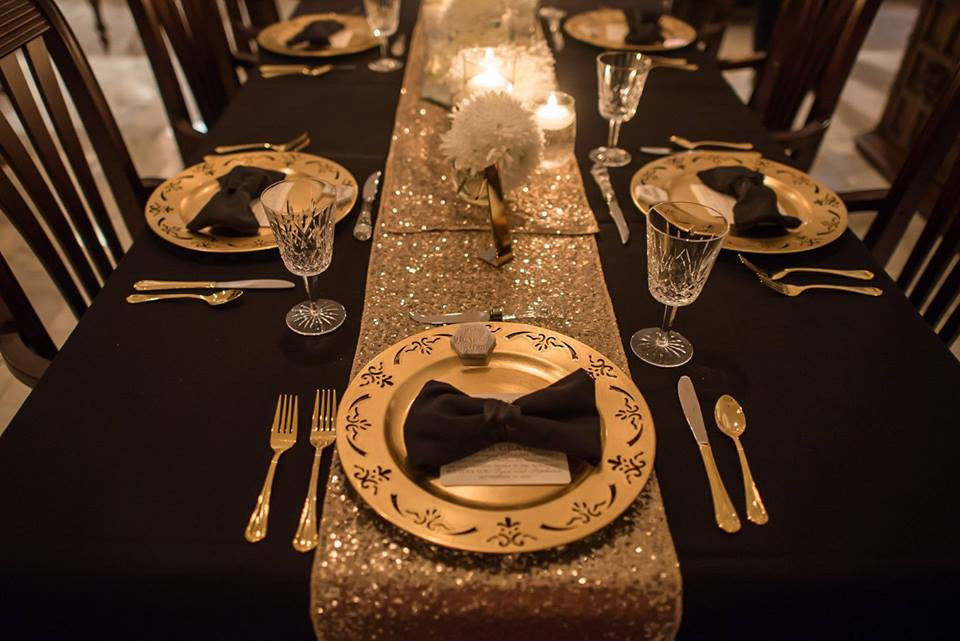 ... Sequin Tablecloth Rental | Wedding Rentals | Champagne Gold | Rose Gold  | Silver | Sequin ...