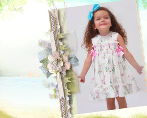 retty Originals have been designing and manufacturing original childrenswear since 1988.     No matter what the occasion - formal, party or leisure, we can guarantee to have something unique that will make any child stand out from the crowd.