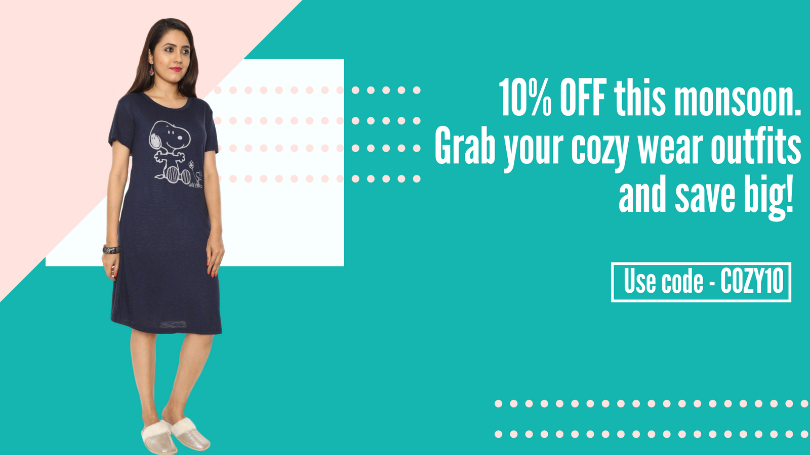 50cb75f782 Nightwear for Women - Buy Cotton Nighties Online India at best prices.