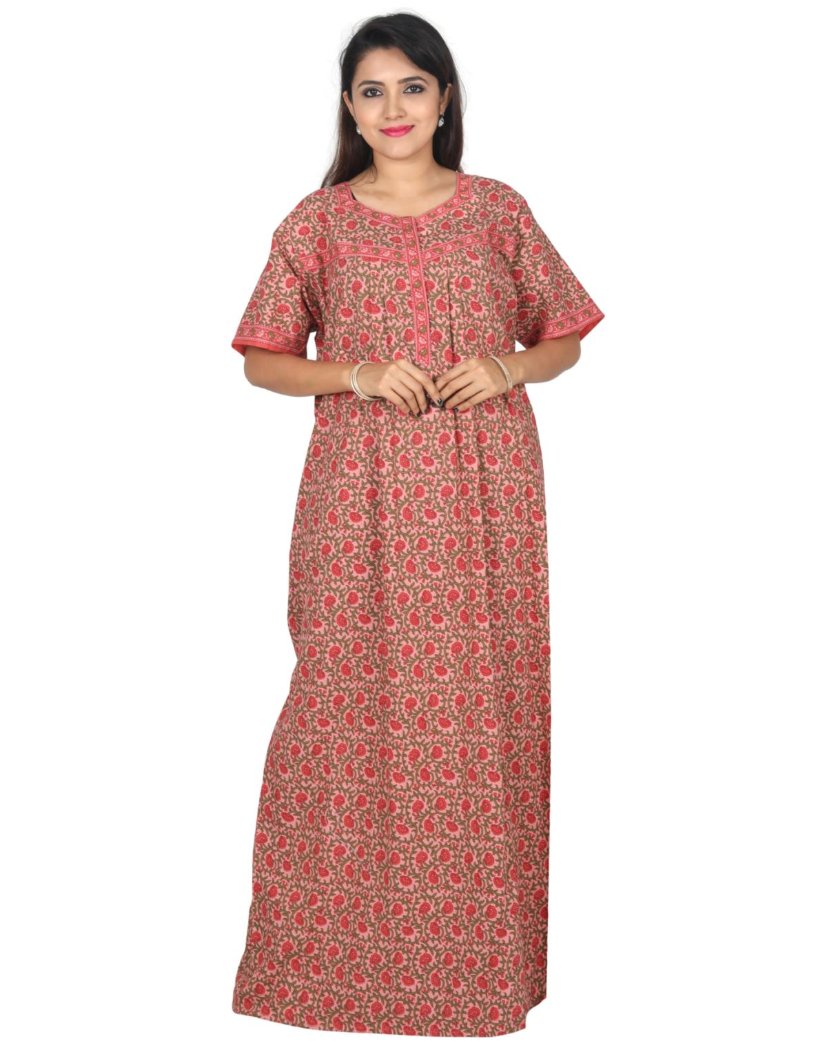 cheaper choose genuine save off Nightwear for Women - Buy Cotton Nighties Online India at ...