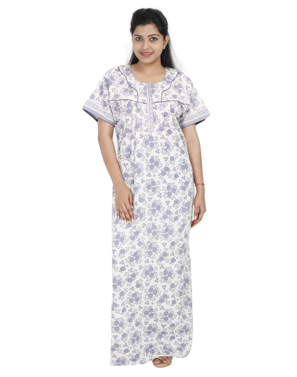 order online quite nice full range of specifications Nightwear for Women - Buy Cotton Nighties Online India at ...