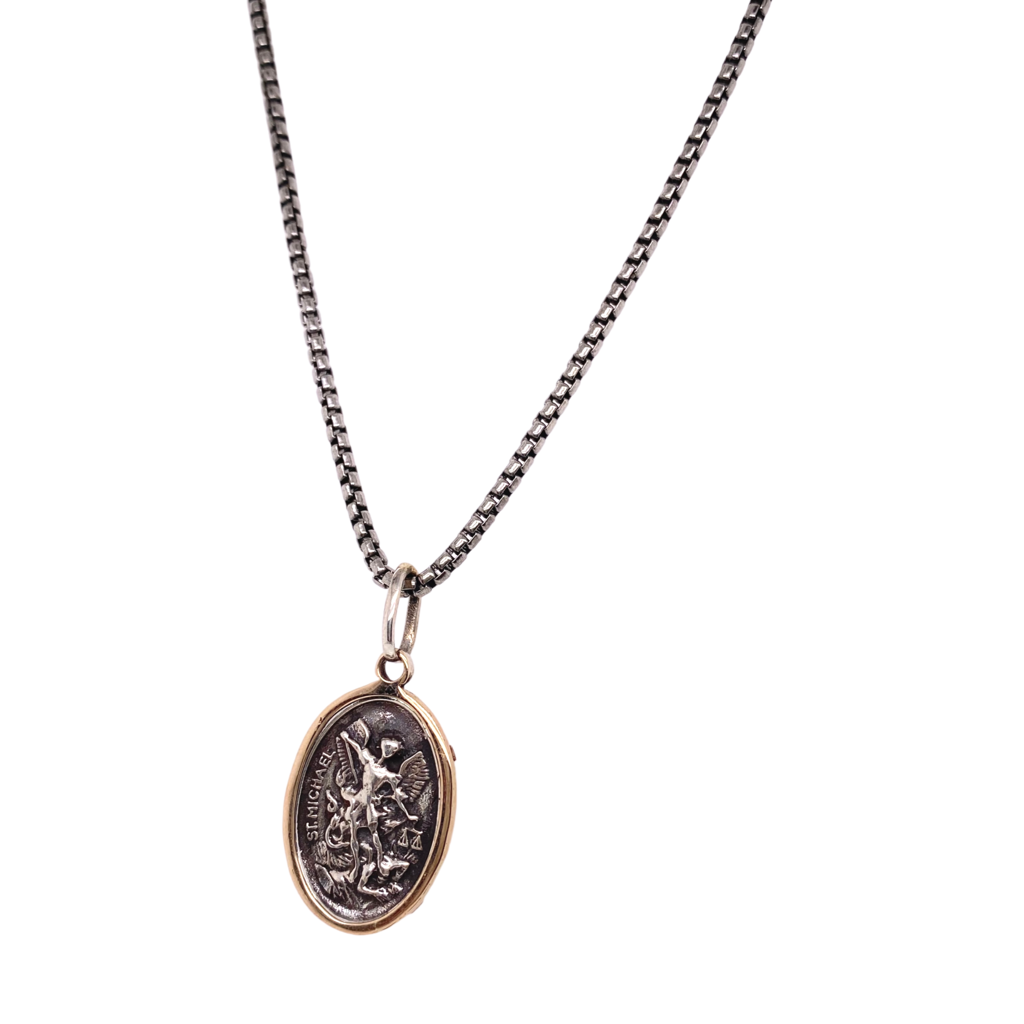 St. Michael Necklace