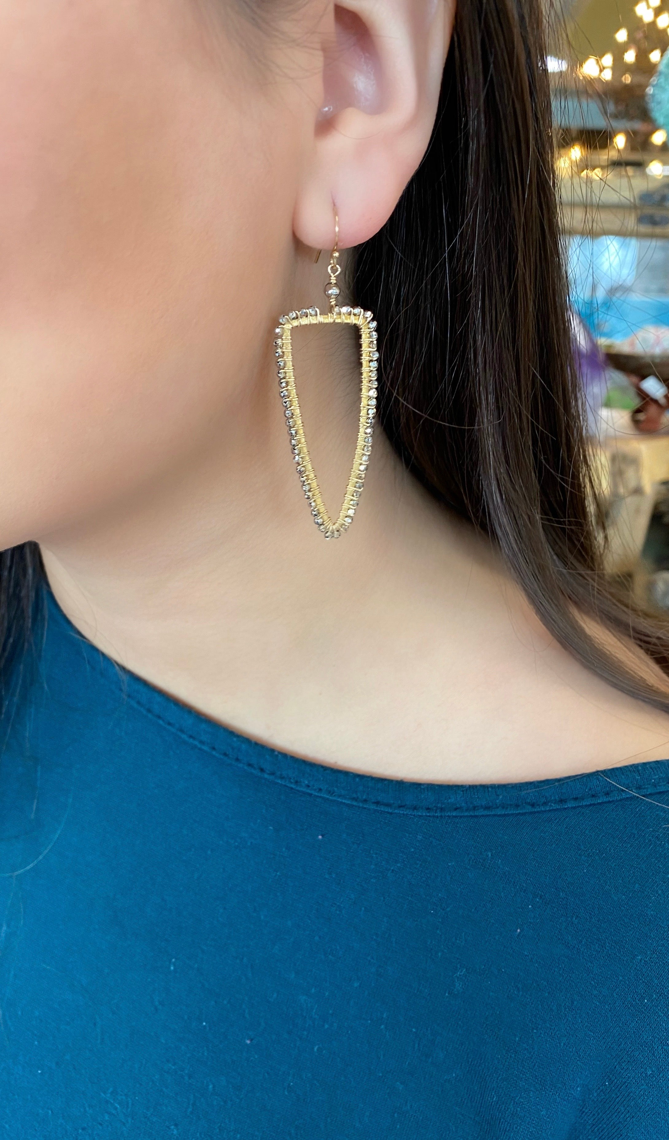 Arrow Earrings - Karlas Jewelry & Gifts