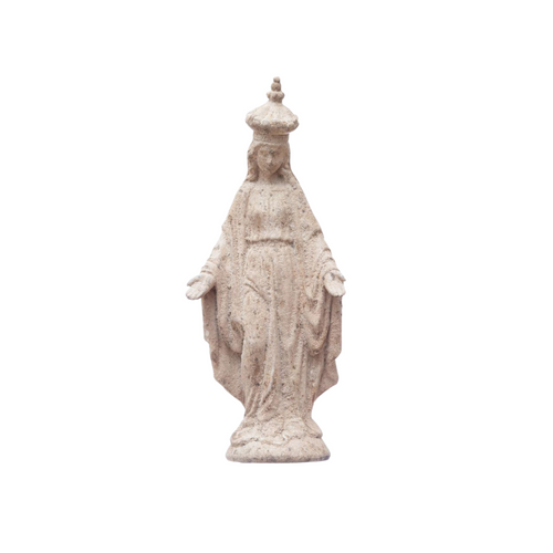 Heirloom Virgin Mary Statue