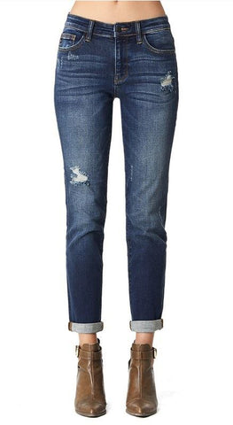 Judy Blue Slim Fit Medium Washed Jeans